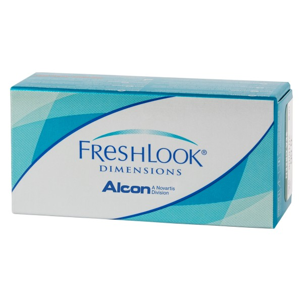 FreshLook Dimension Plano (2 линзы)