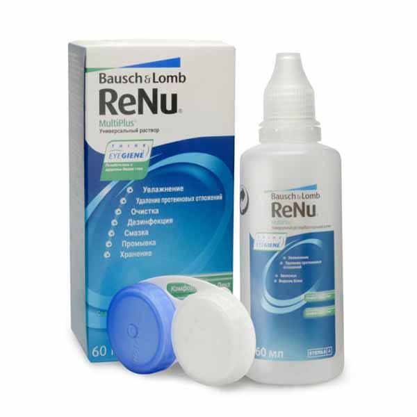 ReNu MultiPlus (60 мл)